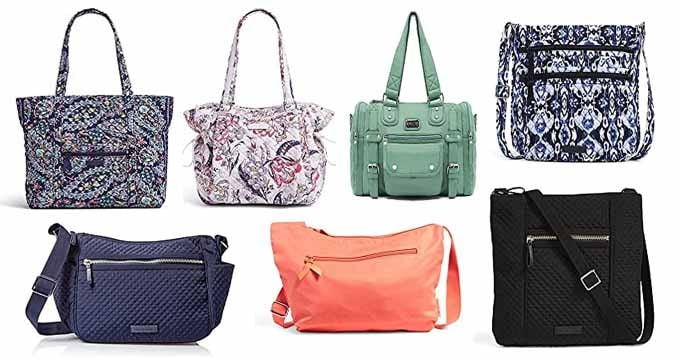 Best Purse for Elderly Woman Handbags for 60 Year Olds